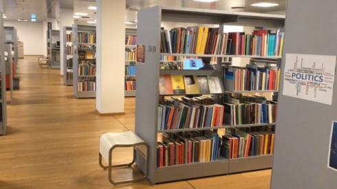 Implementering af Fælles Bibliotekssystem på Koldingbibliotekerne